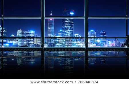 tranquil night scene stock photo © gafter_shuster