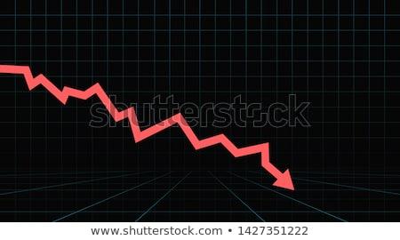 Sell-off Stock photo © ashumskiy
