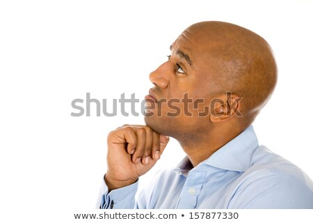 white male day dreaming Stock photo © photography33