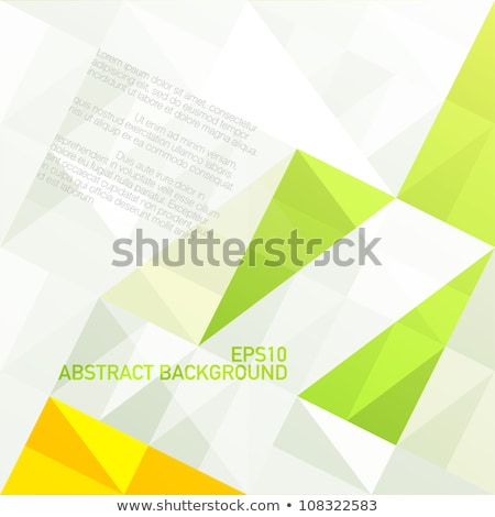 Abstract Gamut Card Foto stock © pashabo