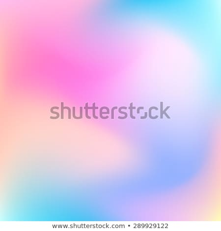 Orchids. Beautiful pastel colored vector design stock photo © prokhorov