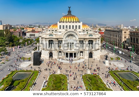 Palace of Fine Arts in Mexico City Stock photo © Anna_Om