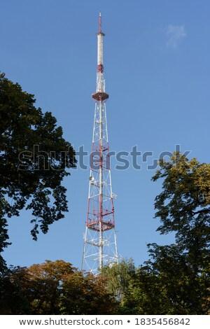 Television tower Stock photo © CaptureLight