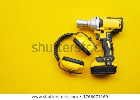 Impact Wrench Stock photo © ArenaCreative