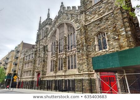 教会 · ニューヨーク · 2013 · 務め · スペース - ストックフォト © marco_rubino