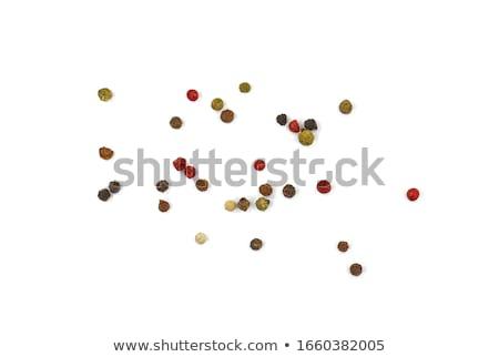 Secar tempero folha Foto stock © Discovod