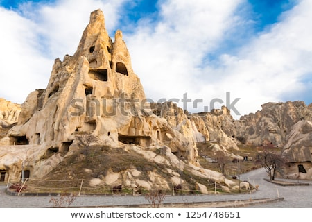 open air museum in goreme cappadocia turkey stock photo © wjarek