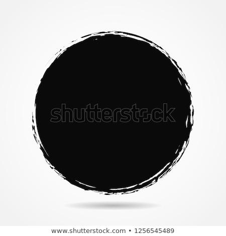 Grunge circle Stock photo © redshinestudio