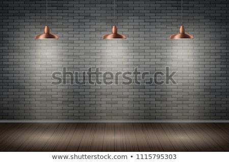 Rural lamp Stock photo © Dermot68
