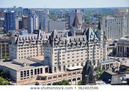 ホテル オタワ オンタリオ カナダ 古い 建物 ストックフォト © pictureguy