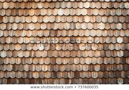 telhado · superfície · topo · ver · luz · solar · textura - foto stock © scenery1
