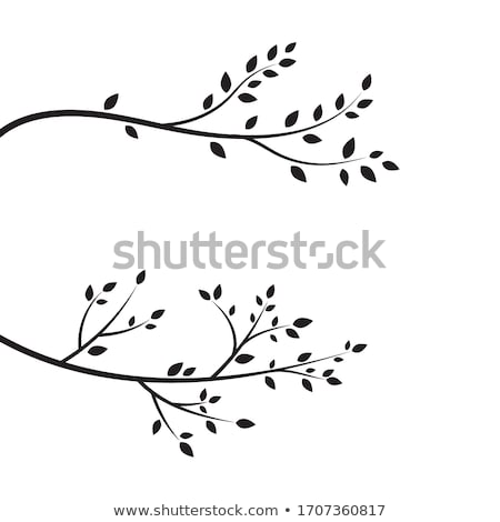 сидят · филиала · группа · внутренний · Blue · Sky · дерево - Сток-фото © mady70
