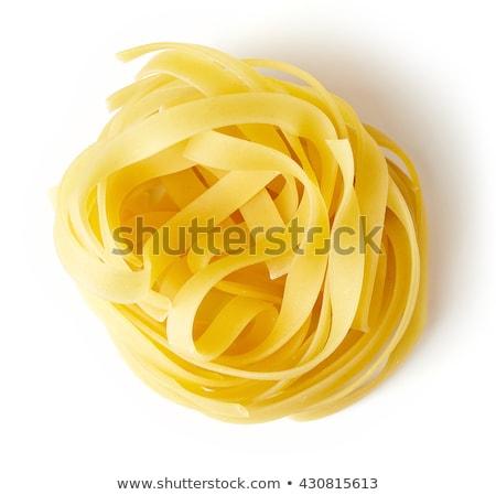 italiana · pasta · spaghetti · raccolta · essiccati - foto d'archivio © popaukropa