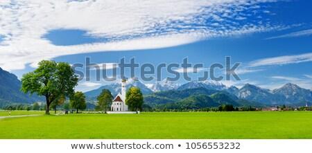 St. Coloman near Schwangau Stock photo © dirkr