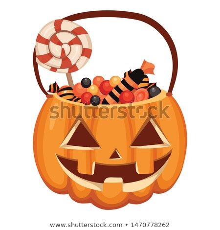 Basket full of treats Stock photo © IS2