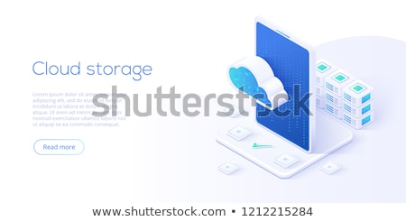 Media storage Stock photo © RazvanPhotography