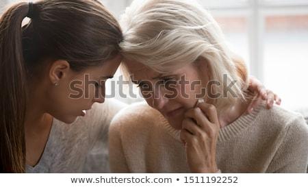 kapcsolat · veszteség · szakítás · elkülönítés · hangulat · metafora - stock fotó © lightsource