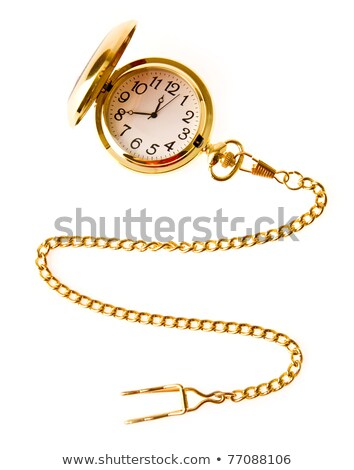 Compass on White Background, Urgency Concept Stock photo © make