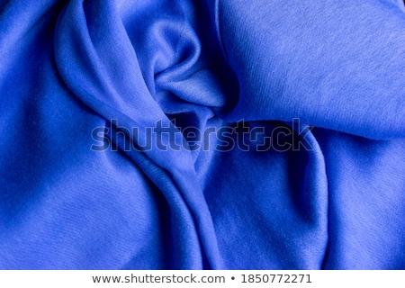 purple soft silk texture flatlay background stock photo © anneleven