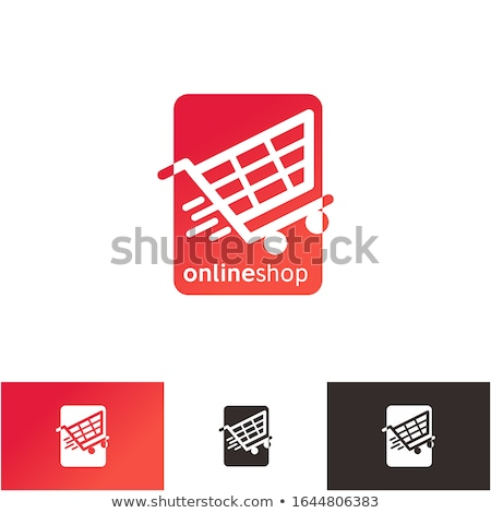 Online Store to Sell, Marketplace for Trade Vector Stock photo © robuart