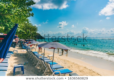 Koh Lan island, Thailand Stock photo © bloodua