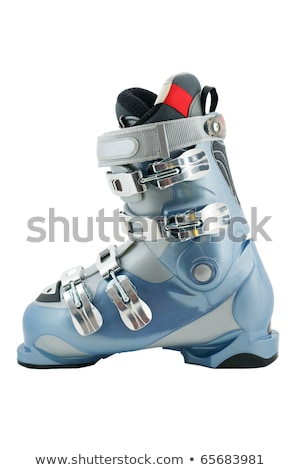 Clasps ski shoe Stock photo © RuslanOmega