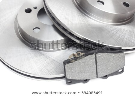 front brake pads kit stock photo © marekusz