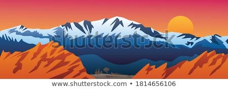 Rocky Pikes Peak  Stock photo © tomoliveira