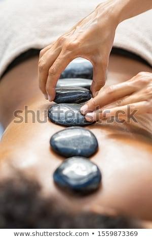 vrouw · hot · Maakt · een · reservekopie · lichaam · naakt - stockfoto © photography33