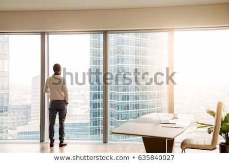 Architect with investors Stock photo © photography33