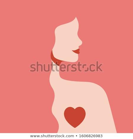 Maternity Profile Stock photo © RachelD32