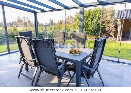 Veranda Stock photo © zzve