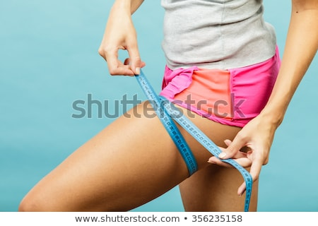 Kadın uyluk beyaz vücut Stok fotoğraf © wavebreak_media