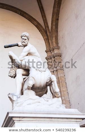 müze · Floransa · İtalya · dünya · ünlü · Bina - stok fotoğraf © magann
