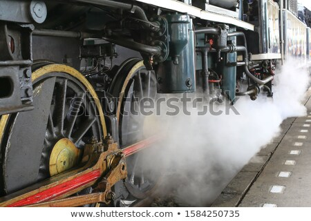 Train Cranks Stock photo © rghenry