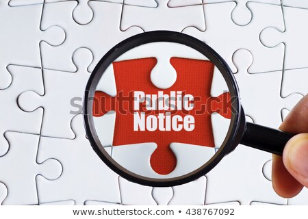 Corporate  News on Multicolor Puzzle. Stock photo © tashatuvango