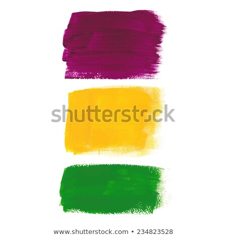 Mardi Gras acrylic banners Stock photo © gladiolus