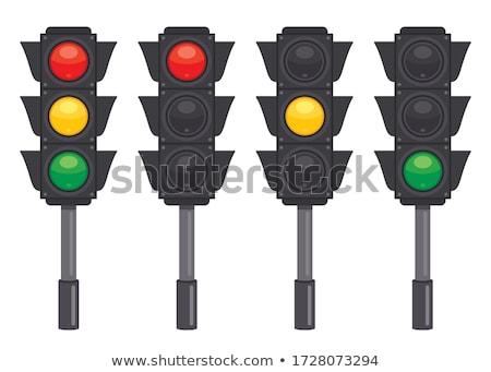 Green signal Stock photo © pedrosala