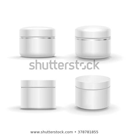 cosmetica · studio · foto · geïsoleerd · witte - stockfoto © shutswis