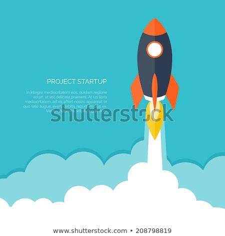 exploratie · nieuwe · icon · geïsoleerd · astronomie - stockfoto © robuart