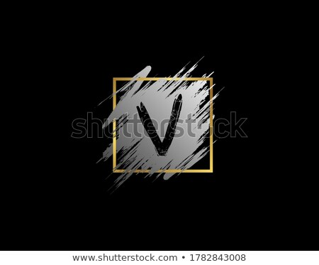 grunge · frame · grafische · druppels · abstract - stockfoto © bonathos