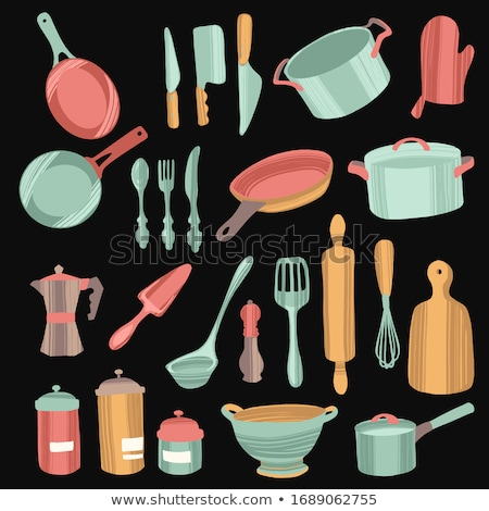 A kitchen utensil for cooking Stock photo © bluering