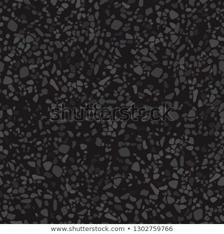 vector · negro · asfalto · carretera · blanco · resumen - foto stock © trikona