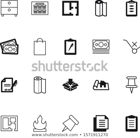 File Card with Donations. 3D Illustration. Stock photo © tashatuvango