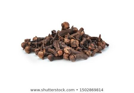 small pile of cloves stock photo © digitalr