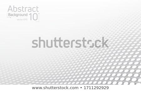 Resumen perspectiva medios tonos vector patrón Foto stock © SArts