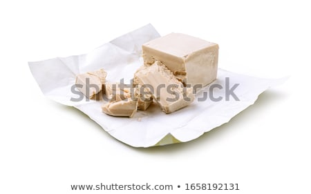 yeast cube Stock photo © FOKA
