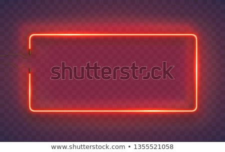 Black abstract background with rectangles, modern vector widescreen background, simple texture illus Stock photo © kurkalukas