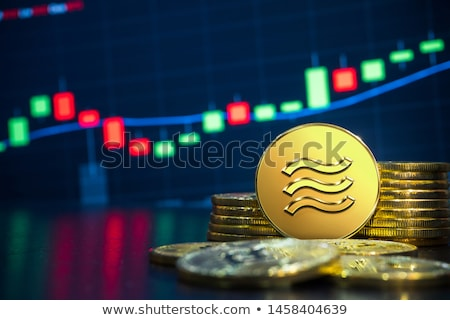 Euro · érme · kettő · izolált · fehér · vágási · körvonal - stock fotó © pedrosala