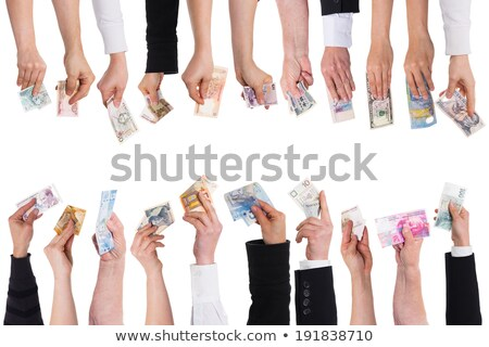 Funding Venture by Raising Money, Crowdfunding Stock photo © robuart